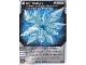 Gear No: 4612945  Name: Ninjago Masters of Spinjitzu Deck #1 Game Card 58 - Ice Spikes - International Version