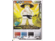 Gear No: 4612956  Name: Ninjago Masters of Spinjitzu Deck #1 Game Card 16 - Sensei Wu (White Outfit) - International Version