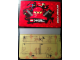 Gear No: 4617146  Name: Ninjago Score Pad