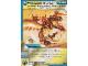 Gear No: 4617225  Name: Ninjago Masters of Spinjitzu Deck #1 Game Card 48 - Weapon Swap - International Version