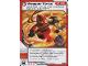 Gear No: 4617255  Name: Ninjago Masters of Spinjitzu Deck #1 Game Card 22 - Weapon Force - International Version