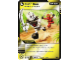 Gear No: 4621816  Name: Ninjago Masters of Spinjitzu Deck #1 Game Card 78 - Cut 'n' Run - North American Version