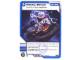 Gear No: 4621822  Name: Ninjago Masters of Spinjitzu Deck #1 Game Card 38 - Shaky Bones - North American Version