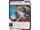 Gear No: 4621825  Name: Ninjago Masters of Spinjitzu Deck #1 Game Card 76 - Storm Shield - North American Version