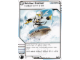 Gear No: 4621832  Name: Ninjago Masters of Spinjitzu Deck #1 Game Card 54 - Snow Surfin' - North American Version
