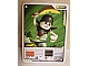 Gear No: 4621834  Name: Ninjago Masters of Spinjitzu Deck #1 Game Card 13 - Chopov - North American Version