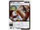 Gear No: 4621835  Name: Ninjago Masters of Spinjitzu Deck #1 Game Card 70 - Rock Block - North American Version