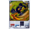 Gear No: 4621850  Name: Ninjago Masters of Spinjitzu Deck #1 Game Card 14 - Cole DX - North American Version