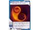 Gear No: 4621856  Name: Ninjago Masters of Spinjitzu Deck #1 Game Card 35 - Elemental Shift - North American Version