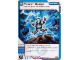 Gear No: 4621864  Name: Ninjago Masters of Spinjitzu Deck #1 Game Card 47 - Power Surge - North American Version