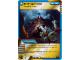 Gear No: 4621866  Name: Ninjago Masters of Spinjitzu Deck #1 Game Card 44 - Entrapment - North American Version