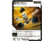 Gear No: 4621870  Name: Ninjago Masters of Spinjitzu Deck #1 Game Card 72 - Reckless - North American Version