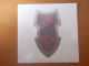 Gear No: 463-T9673B  Name: Tattoo (Temporary Body Print), Lord Vladek Shield Pattern