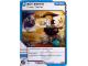 Gear No: 4630320  Name: Ninjago Masters of Spinjitzu Deck #1 Game Card 36 - Zen Strike - North American Version