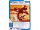 Gear No: 4631412  Name: Ninjago Masters of Spinjitzu Deck #1 Game Card 46 - Weapon Swap - North American Version