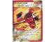 Gear No: 4631416  Name: Ninjago Masters of Spinjitzu Deck #1 Game Card 25 - Head Spin - International Version