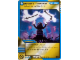 Gear No: 4631421  Name: Ninjago Masters of Spinjitzu Deck #1 Game Card 50 - Double Trouble - North American Version