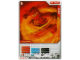 Gear No: 4631445  Name: Ninjago Masters of Spinjitzu Deck #1 Game Card *2 - Kai (3D Lenticular Card)