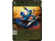 Gear No: 4631448  Name: Ninjago Masters of Spinjitzu Deck #1 Game Card *5 - Off Balance (Golden Card)