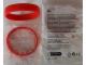 Gear No: 4641188  Name: Wristband, Rubber, Red, Ninjago