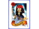 Gear No: 4643103  Name: Pirates of the Caribbean - Jack Sparrow