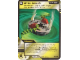 Gear No: 4643436  Name: Ninjago Masters of Spinjitzu Deck #2 Game Card 88 - Whip Attack - International Version