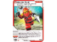 Gear No: 4643444  Name: Ninjago Masters of Spinjitzu Deck #2 Game Card 43 - Double Duel - International Version