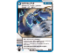 Gear No: 4643446  Name: Ninjago Masters of Spinjitzu Deck #2 Game Card 64 - Whirlwind - International Version