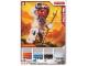 Gear No: 4643457  Name: Ninjago Masters of Spinjitzu Deck #2 Game Card 6 - Snappa - International Version