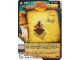 Gear No: 4643458  Name: Ninjago Masters of Spinjitzu Deck #2 Game Card 75 - Stand Still! - International Version