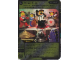 Gear No: 4643464  Name: Ninjago Masters of Spinjitzu Deck #2 Game Card 71 - Ninja Star - International Version
