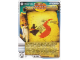 Gear No: 4643468  Name: Ninjago Masters of Spinjitzu Deck #2 Game Card 100 - Sneak Attack! - International Version