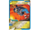 Gear No: 4643476  Name: Ninjago Masters of Spinjitzu Deck #2 Game Card 67 - Backflip - International Version