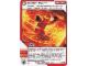 Gear No: 4643479  Name: Ninjago Masters of Spinjitzu Deck #2 Game Card 27 - Cinder Storm - International Version
