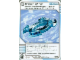 Gear No: 4643490  Name: Ninjago Masters of Spinjitzu Deck #2 Game Card 92 - Crown of Ice - International Version
