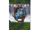 Gear No: 4643495  Name: Ninjago Masters of Spinjitzu Deck #2 Game Card 98 - Upper-Hand - International Version