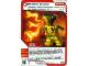Gear No: 4643519  Name: Ninjago Masters of Spinjitzu Deck #2 Game Card 37 - Spitfire Snake - International Version