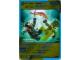 Gear No: 4643521  Name: Ninjago Masters of Spinjitzu Deck #2 Game Card 50 - Strike Down - International Version