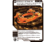 Gear No: 4643530  Name: Ninjago Masters of Spinjitzu Deck #2 Game Card 70 - Crown of Earth - International Version