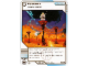 Gear No: 4643607  Name: Ninjago Masters of Spinjitzu Deck #2 Game Card 95 - Fearless - North American Version