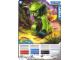 Gear No: 4643621  Name: Ninjago Masters of Spinjitzu Deck #2 Game Card 11 - Lasha - North American Version