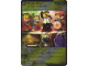 Gear No: 4643638  Name: Ninjago Masters of Spinjitzu Deck #2 Game Card 71 - Ninja Star - North American Version