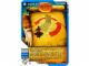 Gear No: 4643647  Name: Ninjago Masters of Spinjitzu Deck #2 Game Card 55 - Spin Circle! - North American Version