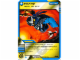 Gear No: 4643650  Name: Ninjago Masters of Spinjitzu Deck #2 Game Card 67 - Backflip - North American Version