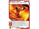 Gear No: 4643653  Name: Ninjago Masters of Spinjitzu Deck #2 Game Card 27 - Cinder Storm - North American Version