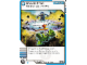 Gear No: 4643654  Name: Ninjago Masters of Spinjitzu Deck #2 Game Card 69 - Shock Drop - North American Version