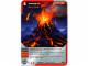 Gear No: 4643658  Name: Ninjago Masters of Spinjitzu Deck #2 Game Card 41 - Volcano - North American Version