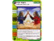 Gear No: 4643681  Name: Ninjago Masters of Spinjitzu Deck #2 Game Card 125 - Fair Fight - North American Version