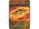 Gear No: 4643695  Name: Ninjago Masters of Spinjitzu Deck #2 Game Card 26 - Crown of Fire - North American Version