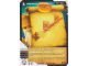 Gear No: 4643699  Name: Ninjago Masters of Spinjitzu Deck #2 Game Card 85 - Master Archer! - North American Version